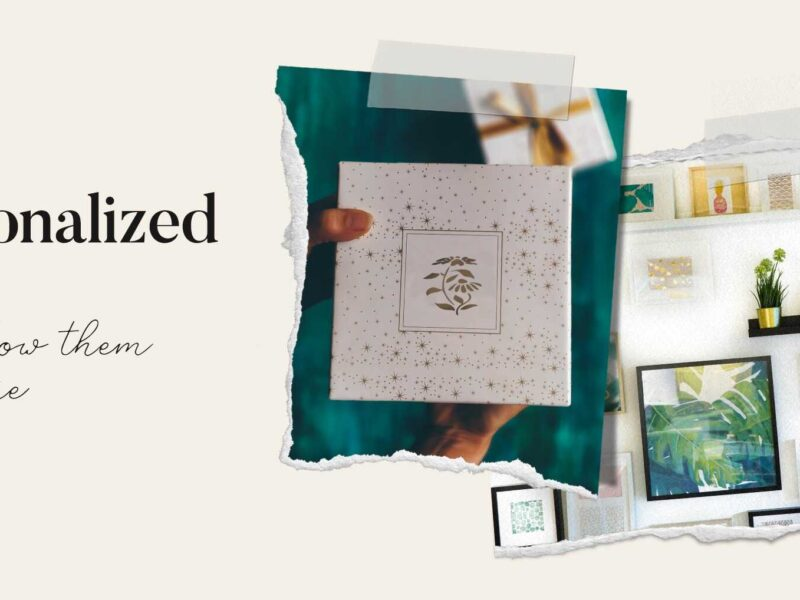 Best Selling Personalized Gifts In 2021